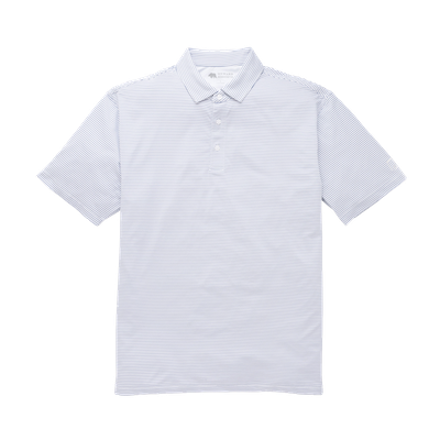 IE Birdie Stripe Performance Polo-Onward Reserve-ICE-Men's