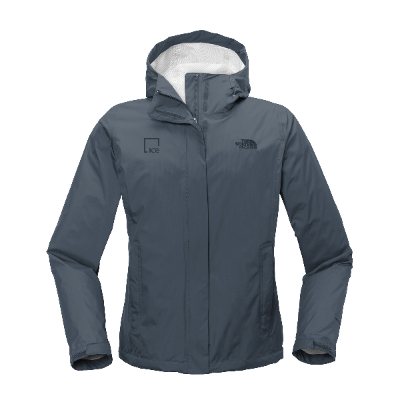 IE The North Face Rain Jacket-ICE-Ladies