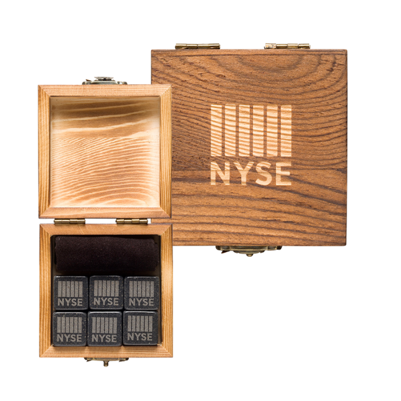 IE Whiskey Stone Set-NYSE