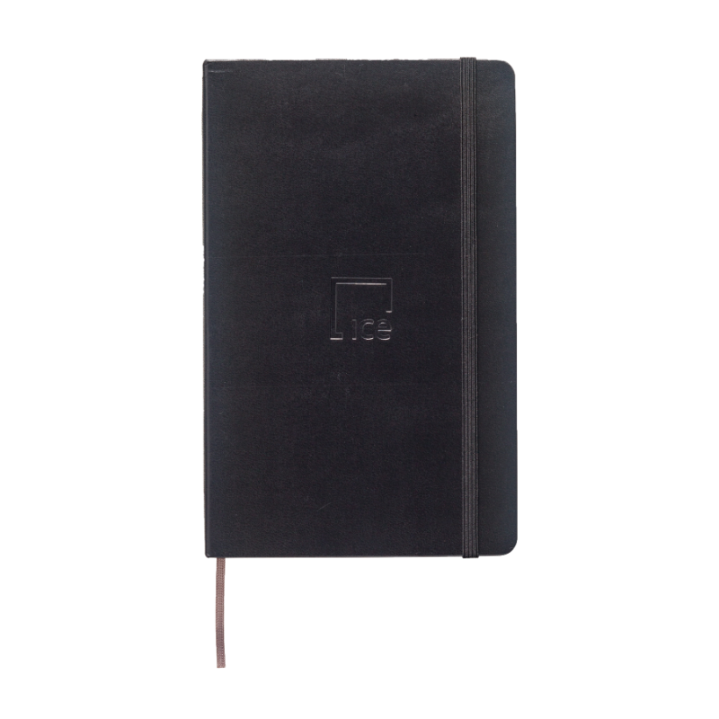 IE Journal-Moleskine Hard Cover Ruled-ICE
