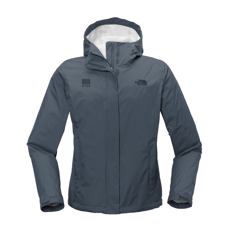 IE The North Face Rain Jacket-NYSE-Ladies